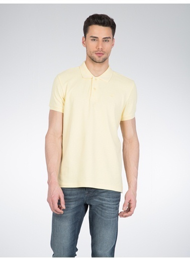 Colin's Polo Yaka Tişört Sarı
